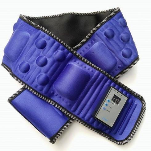Đai massage bụng X5 điện tử Hanln HL-808 có đèn hồng ngoại