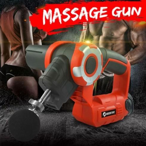 Súng massage gun điều trị căng mỏi cơ Booster Lite