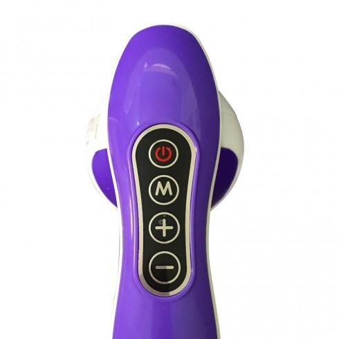 Máy massage body cầm tay 4 đầu Puli PL-603AC4 - Điện tử