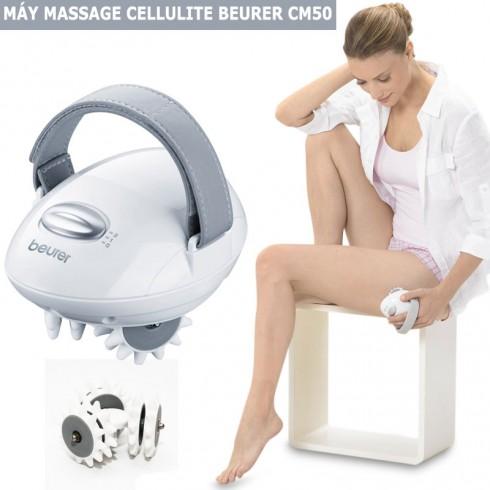 Máy massage cầm tay trị liệu bệnh Cellulite Beurer CM50