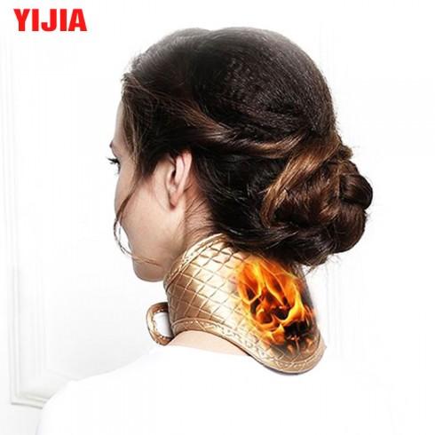 Đai quấn nóng tạo nhiệt sưởi ấm điều trị đau mỏi cổ trật cổ YIJIA YJ-906A