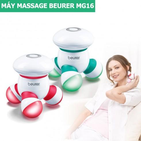 Máy massage cầm tay mini Beurer MG16