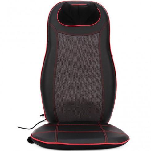 Ghế đệm massage ô tô toàn thân hồng ngoại Puli PL-802