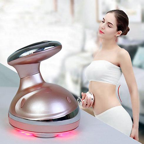 Máy massage giảm mỡ bụng và body bằng sóng vô tuyến RF ZL-S6639A