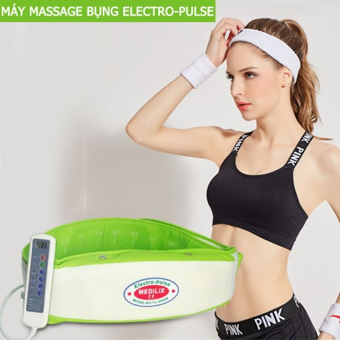 Máy massage bụng xoay 360 độ Electro-Pulse MEDiLiX TL-2005K