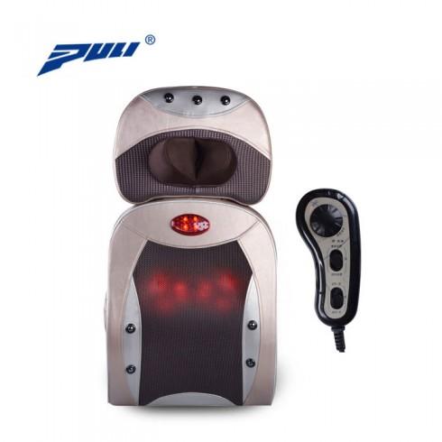 Máy massage đấm lưng và cổ 2in1 đèn hồng ngoại Puli PL-808B