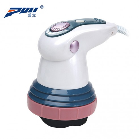 Máy massage cầm tay 4 đầu hồng ngoại Puli PL-605
