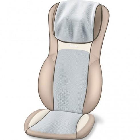 Đệm ghế massage ô tô đèn hồng ngoại 3D Beurer MG-295