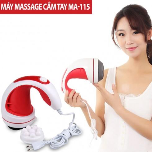 Máy massage bụng cầm tay 4 đầu MA-115