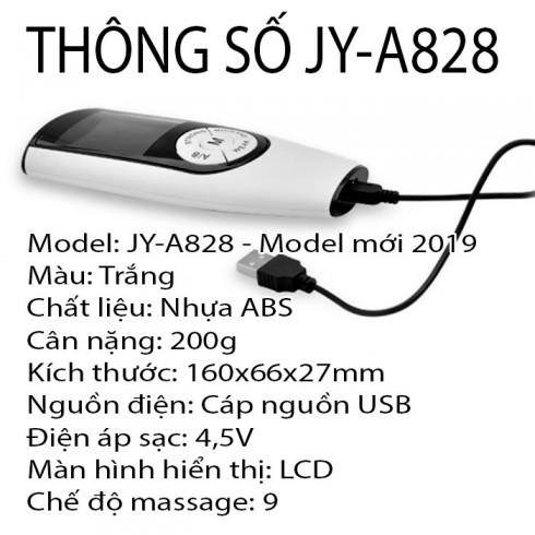 Máy massage xung điện trị liệu cao cấp JY-A828