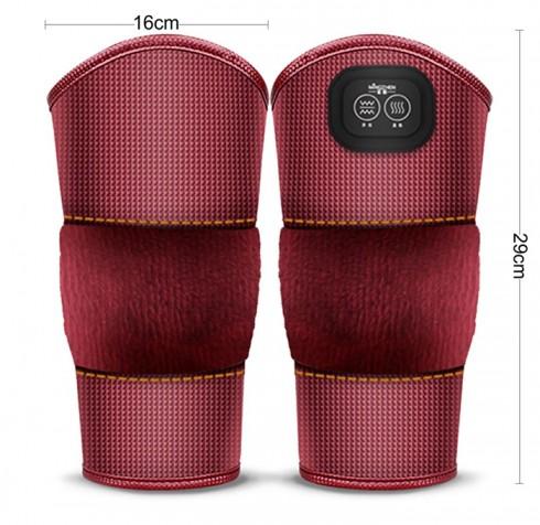 Máy massage đầu gối trị liệu căng cơ đau cơ với nhiệt rung nóng Ming Zhen MZ-669D
