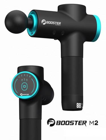 Súng massage cầm tay công nghệ Ai Booster M2 - 125W 3 chế độ mát xa