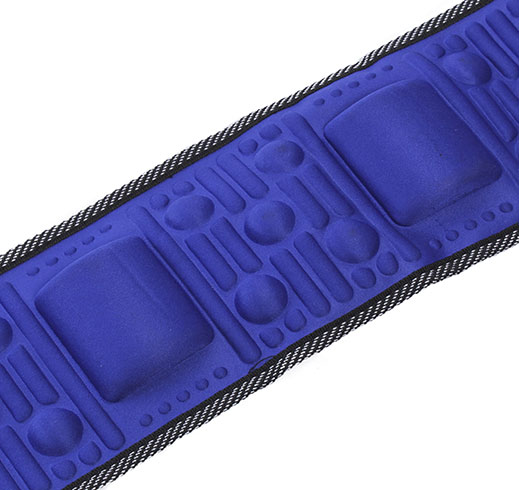 Đai massage bụng X5 - 1 cần gạt và 2 đèn hồng ngoại