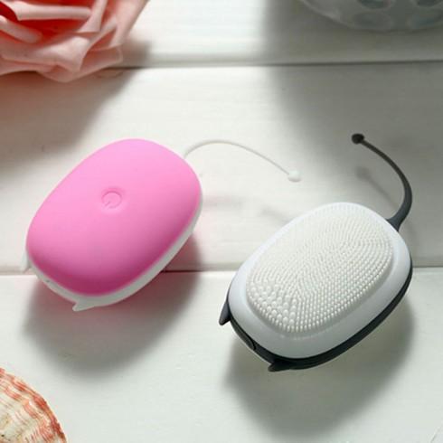 Máy massage rửa mặt mini Hàn Quốc TL-802 - Pin sạc