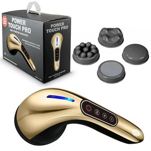 Máy massage cầm tay Power Touch Pro SP0422 - 4 đầu hàng cao cấp