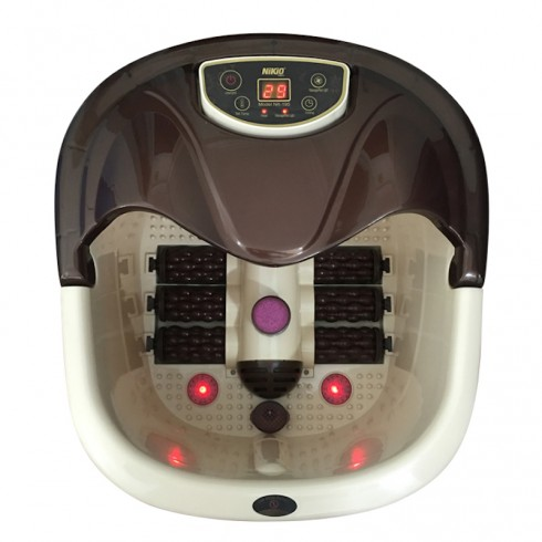 Bồn ngâm massage chân Nhật Bản Nikio NK-195