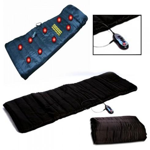 Nệm (đệm) massage toàn thân rung và nóng SunBeam VB6500 chính hãng