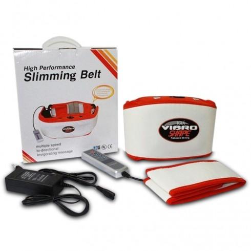 Máy massage bụng Vibro Shape JKW-0286C đỏ