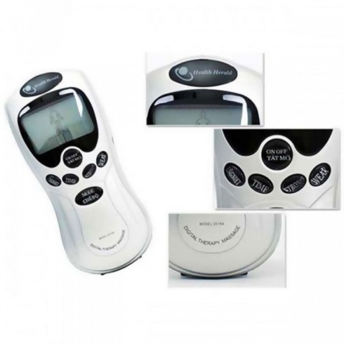 Máy massage xung điện trị liệu 4 miếng dán SYK-208
