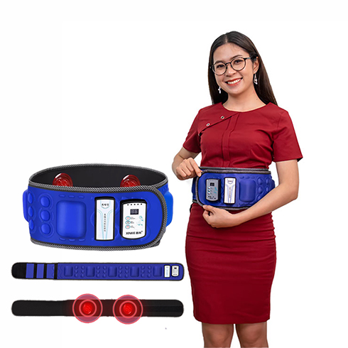 Đai massage bụng X6 dùng pin sạc hàng chính hãng