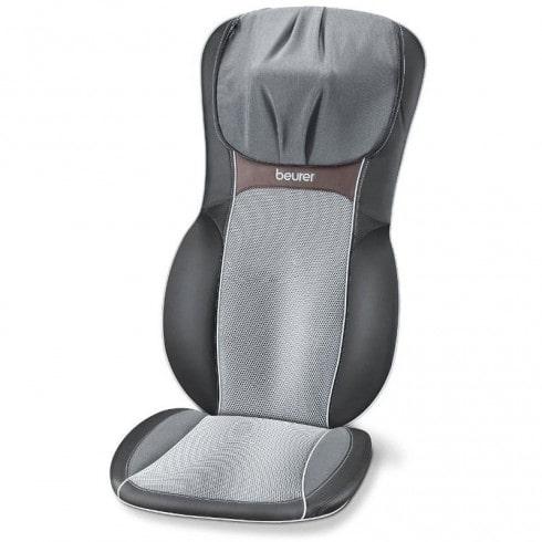 Giới thiệu đệm ghế mát xa lưng cổ 3D hồng ngoại Beurer MG295