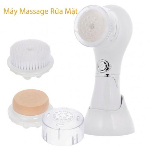 Video hướng dẫn cách sử dụng máy massage và rửa mặt Hàn Quốc CNAIER AE-606