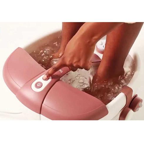 Chăm sóc sức khỏe đôi chân với bồn ngâm chân massage hồng ngoại Beurer FB35
