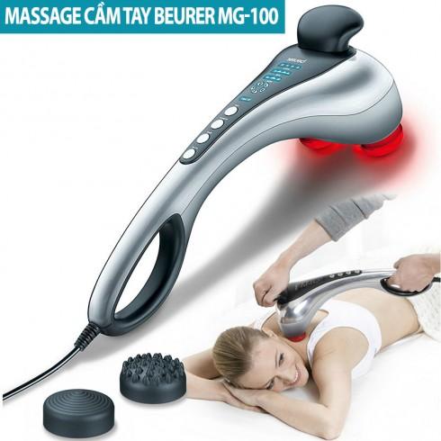 Video giới thiệu máy massage cầm tay 2 đèn hồng ngoại Đức Beurer MG-100 - đánh tan mệt mỏi và đau nhức cơ