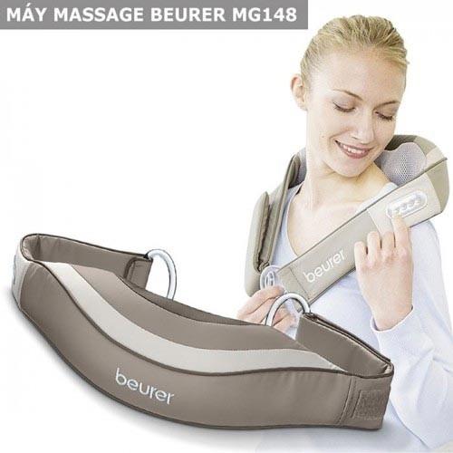 Video hướng dẫn sử dụng đai massage cổ vai gáy Beurer MG148