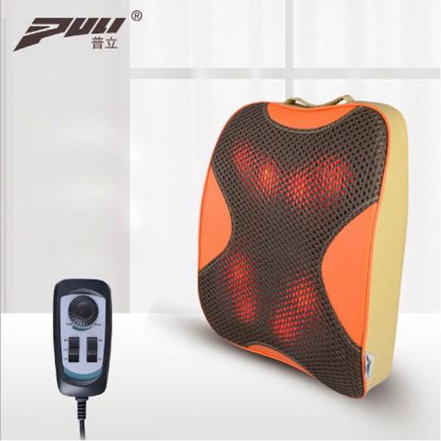 Video giới thiệu máy massage lưng hồng ngoại Puli PL-803A-W - Giải pháp điều trị đau lưng tại nhà
