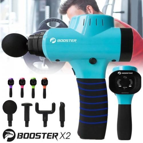 Test độ mạnh mẽ của Súng massage gun cầm tay Booster X2