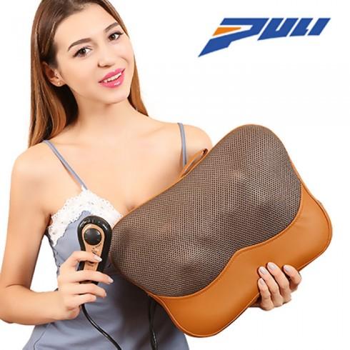 Video máy massage và đấm lưng hồng ngoại cao cấp Puli PL 809A
