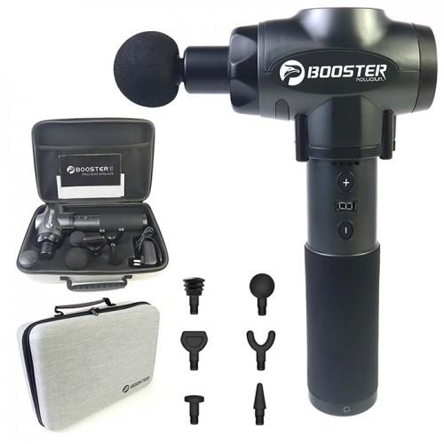 Video súng massage gun Booster E chế tốc độ đang hot trên thị trường
