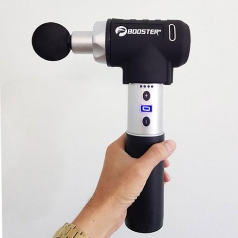 Video test súng massage cầm tay Booster PRO 2 tới 9 cấp độ