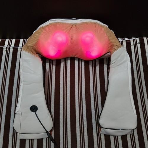 Giới thiệu máy massage xoa bóp điều trị đau mỏi vai cổ 8 bi PULI PL-901